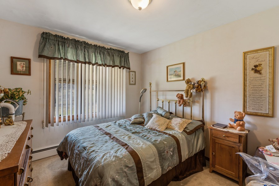 Real Estate Photography - 422 Miller Street, Beecher, IL, 60401 - 3rd Bedroom
