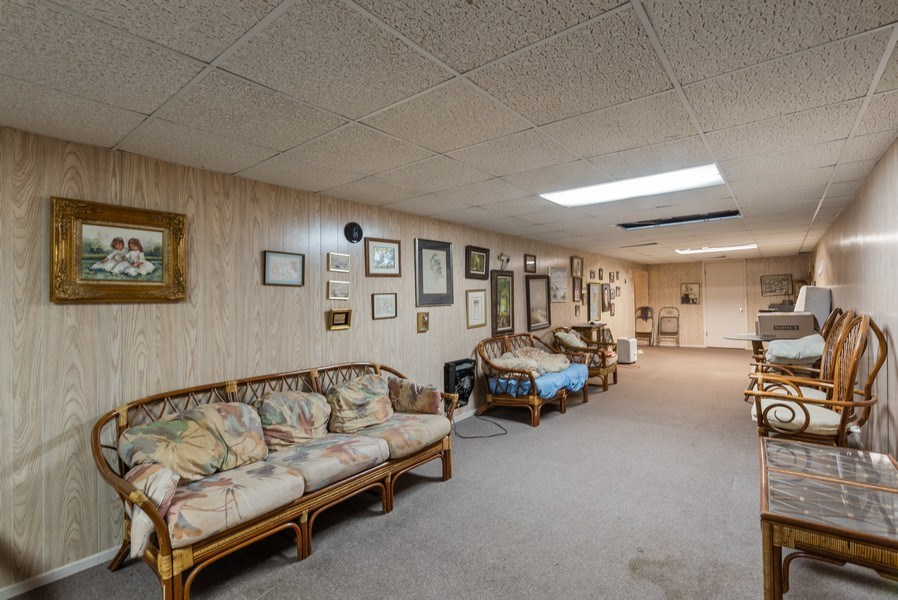 Real Estate Photography - 422 Miller Street, Beecher, IL, 60401 - Lower Level
