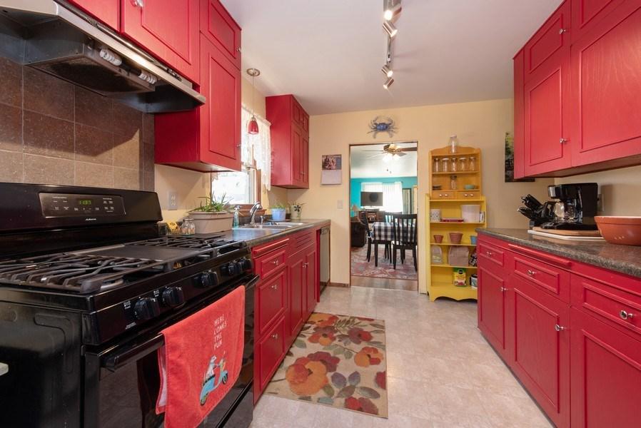 Real Estate Photography - 820 Minerva Street, Horicon, WI, 53032 - Kitchen