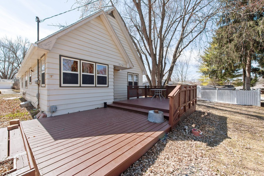 Real Estate Photography - 820 Minerva Street, Horicon, WI, 53032 - Rear View