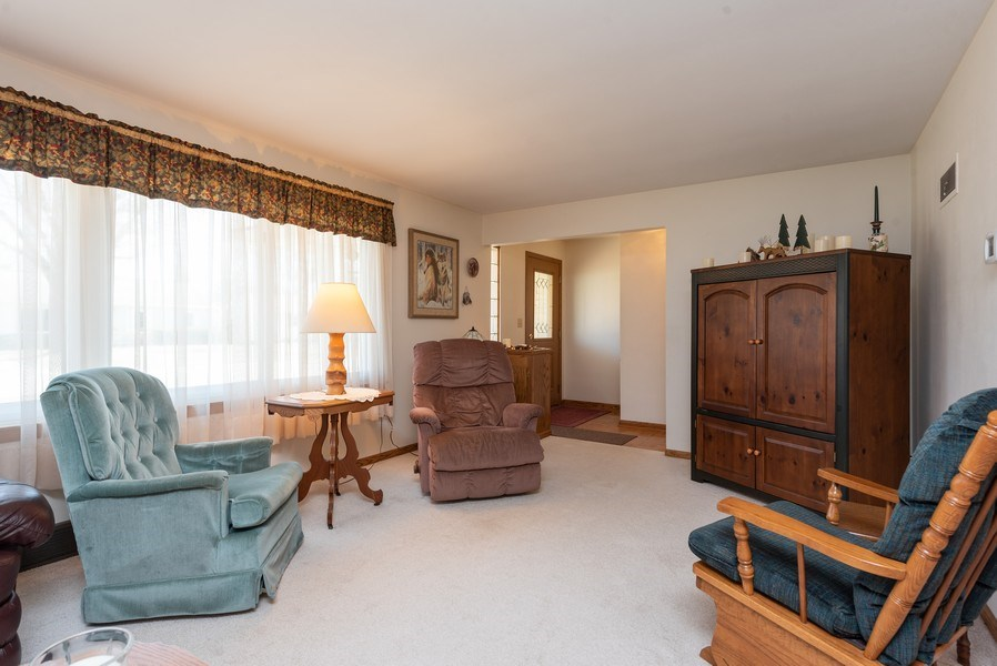 Real Estate Photography - 225 Wisconsin Street, Mayville, WI, 53050 - Living Room