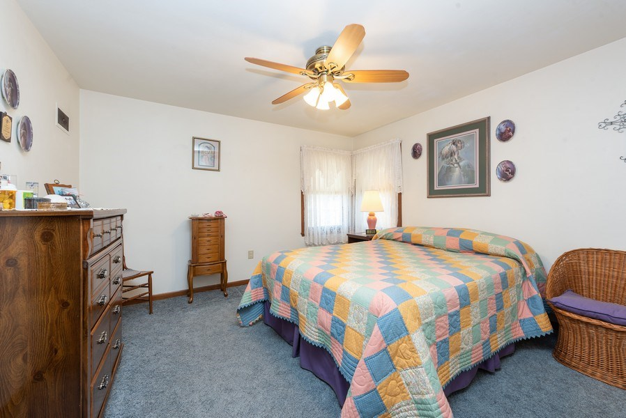 Real Estate Photography - 225 Wisconsin Street, Mayville, WI, 53050 - Master Bedroom