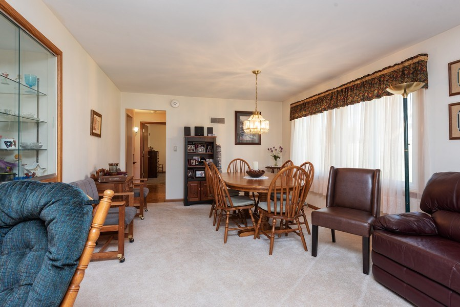 Real Estate Photography - 225 Wisconsin Street, Mayville, WI, 53050 - Living Room/Dining Room
