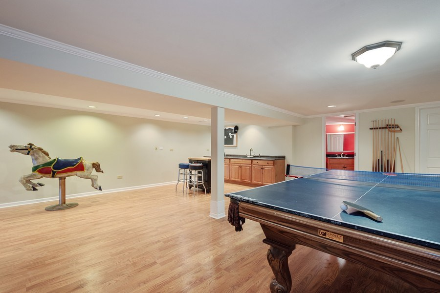 Real Estate Photography - 1 Bow Lane, Barrington Hills, IL, 60010 - Recreational Area