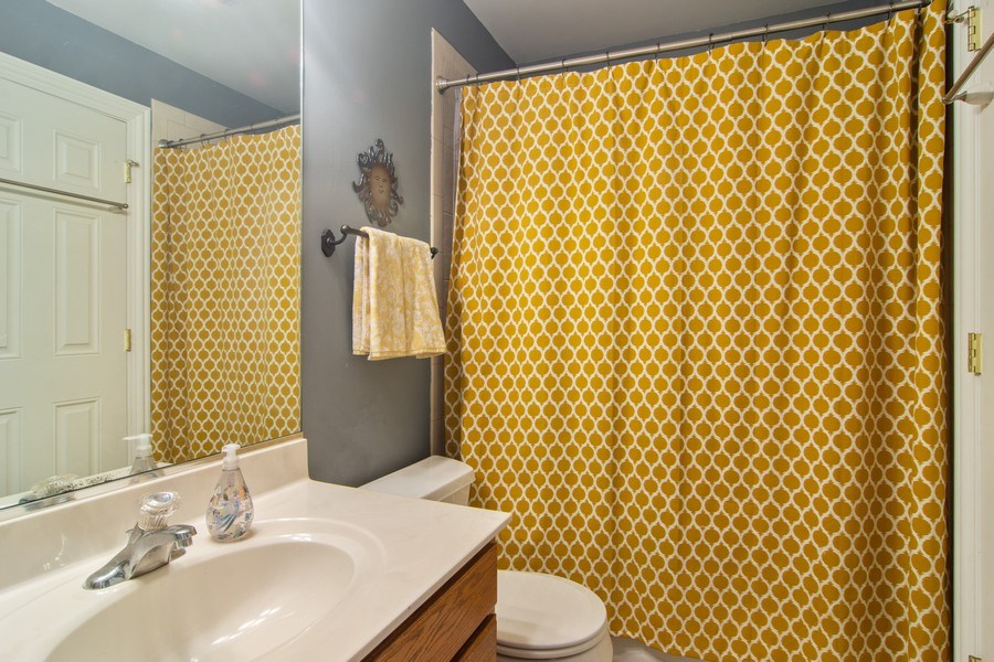 Real Estate Photography - 24815 Wildberry Bend, Cary, IL, 60013 - 4th BR Private Bath