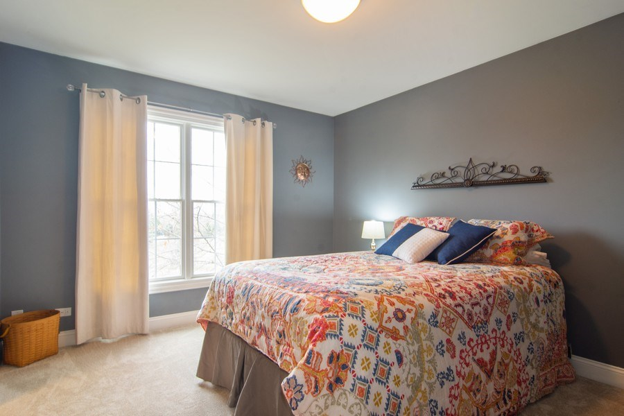 Real Estate Photography - 24815 Wildberry Bend, Cary, IL, 60013 - 4th Bedroom