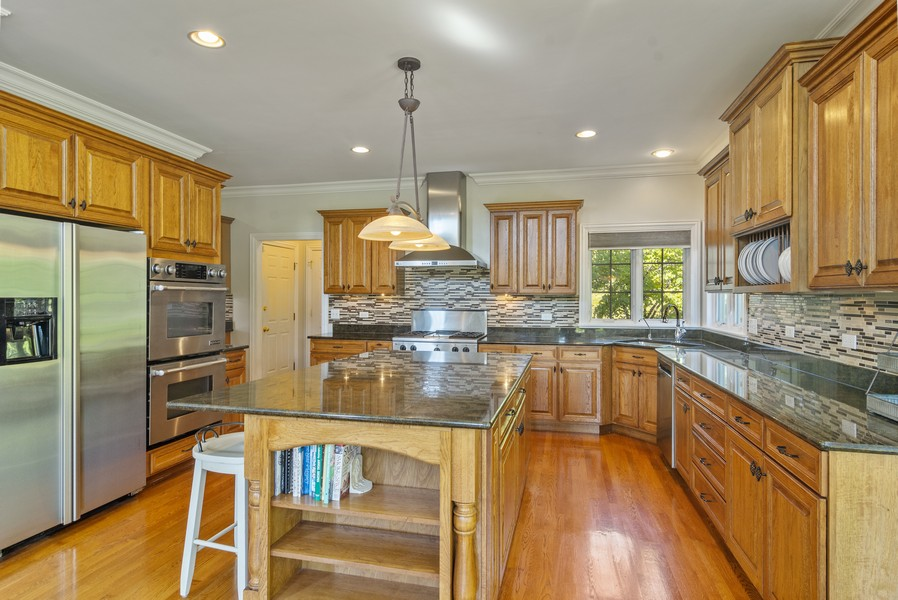 Real Estate Photography - 24815 Wildberry Bend, Cary, IL, 60013 -