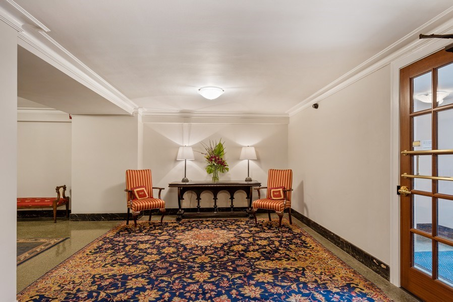 Real Estate Photography - 1426 Chicago Avenue, 2-South, Evanston, IL, 60201 - Lobby