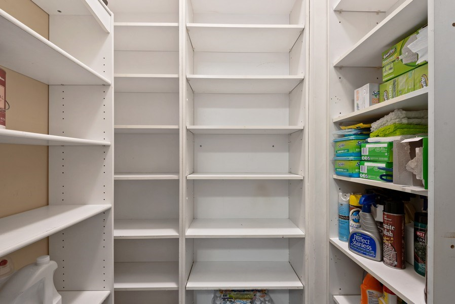 Real Estate Photography - 1426 Chicago Avenue, 2-South, Evanston, IL, 60201 - Pantry