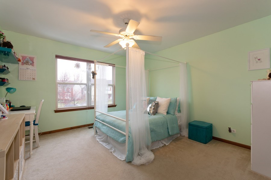Real Estate Photography - 2909 Savannah, Aurora, IL, 60502 - 3rd Bedroom
