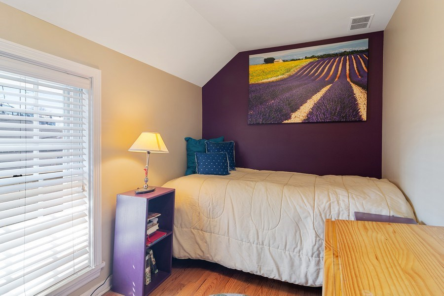 Real Estate Photography - 2736 N Seminary, F, Chicago, IL, 60614 - 3rd Bedroom