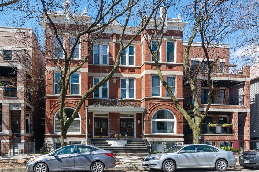 Real Estate Photography - 2736 N Seminary, F, Chicago, IL, 60614 - 2736 N Seminary Association