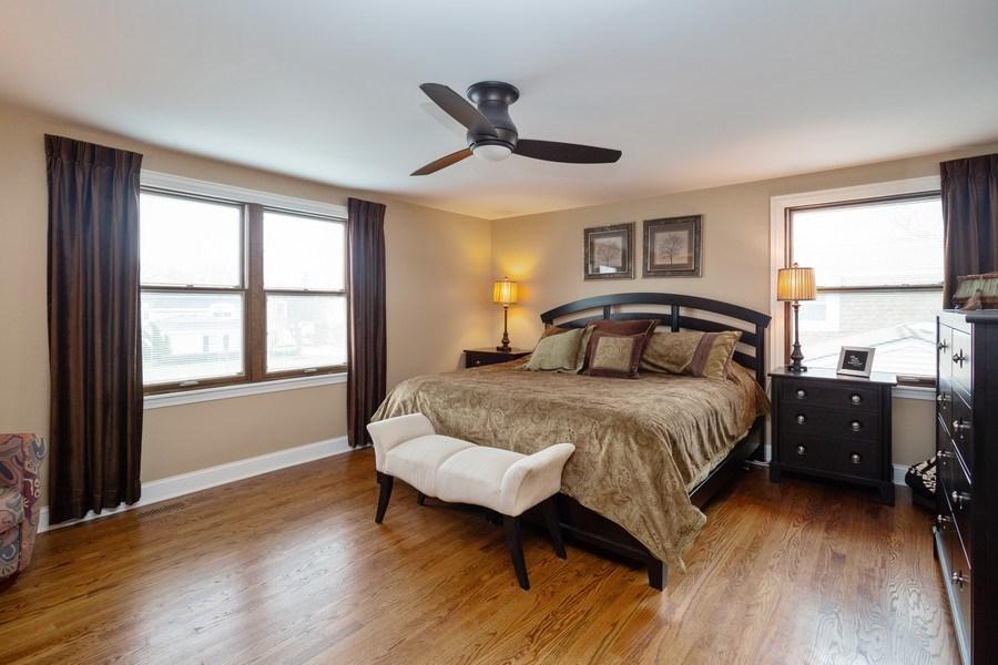 Real Estate Photography - 1415 S Kasper Ave, Arlington Heights, IL, 60005 - Master Bedroom