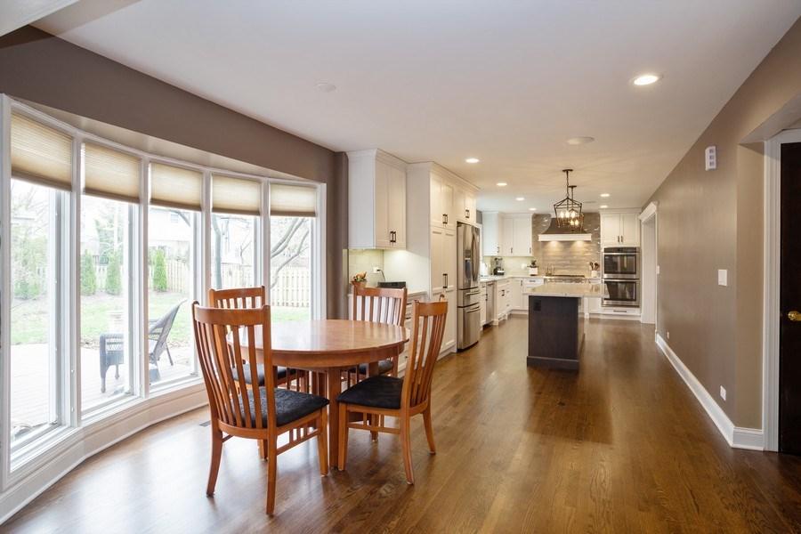 Real Estate Photography - 1415 S Kasper Ave, Arlington Heights, IL, 60005 - Kitchen / Breakfast Room