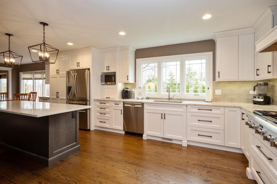 Real Estate Photography - 1415 S Kasper Ave, Arlington Heights, IL, 60005 - Kitchen