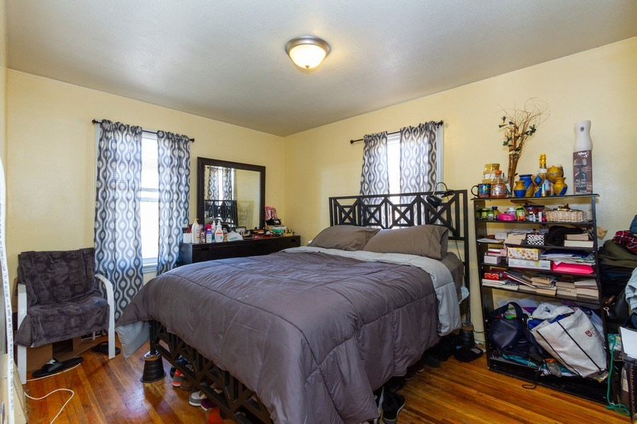 Real Estate Photography - 1008 S Rose St, Chicago, IL, 60656 - Bedroom