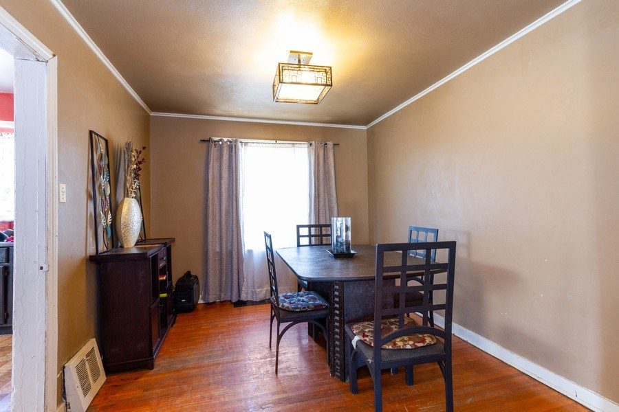 Real Estate Photography - 1008 S Rose St, Chicago, IL, 60656 - Dining Room
