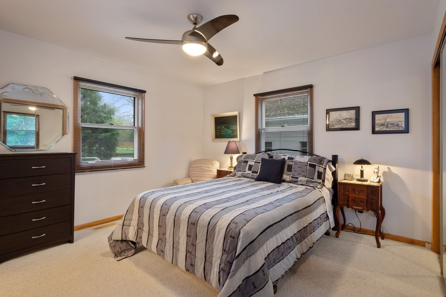 Real Estate Photography - 20 Royal Way, Barrington Hills, IL, 60010 - 2nd Bedroom