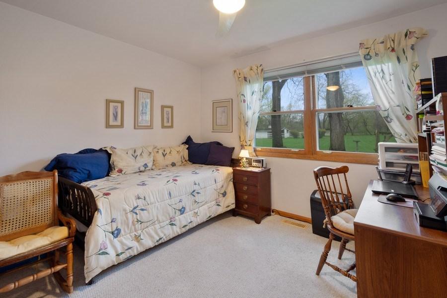 Real Estate Photography - 20 Royal Way, Barrington Hills, IL, 60010 - 3rd Bedroom