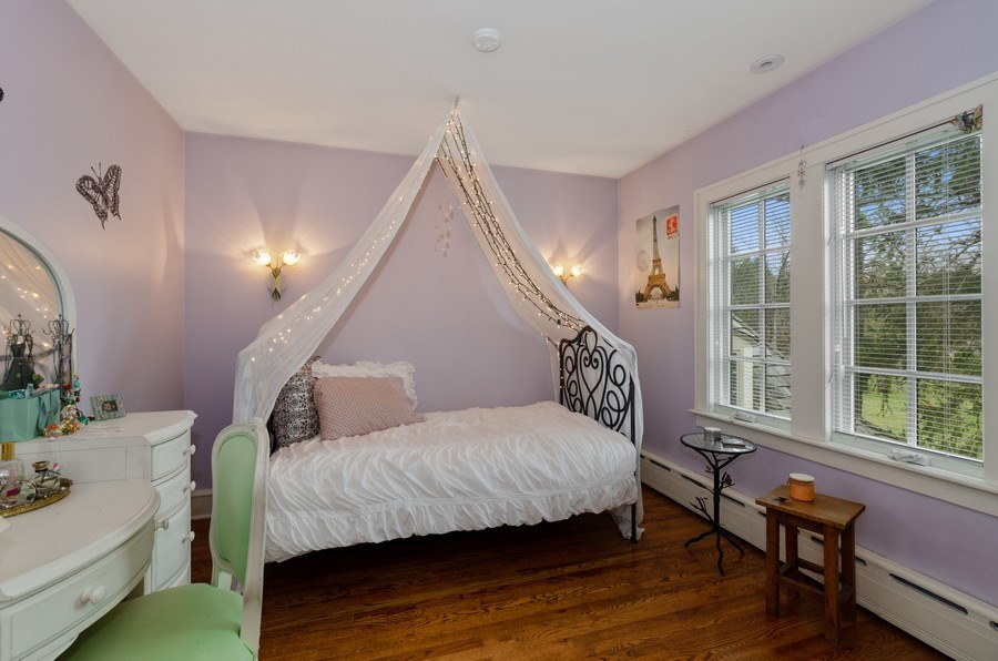 Real Estate Photography - 1360 Ridge Rd, Highland Park, IL, 60035 - 2nd Bedroom