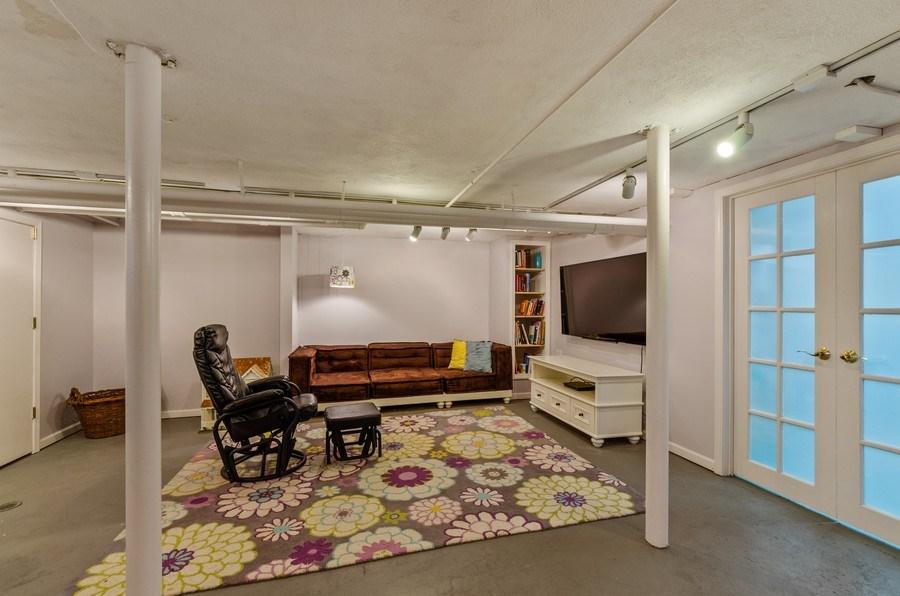 Real Estate Photography - 1360 Ridge Rd, Highland Park, IL, 60035 - Basement