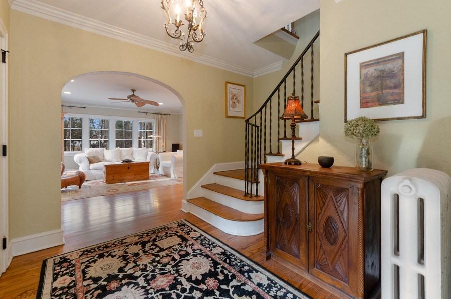 Real Estate Photography - 1360 Ridge Rd, Highland Park, IL, 60035 - Foyer