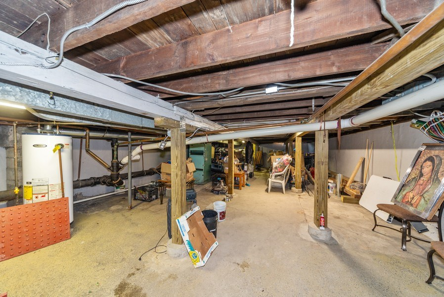 Real Estate Photography - 5949 W Fullerton, Chicago, IL, 60639 - Basement