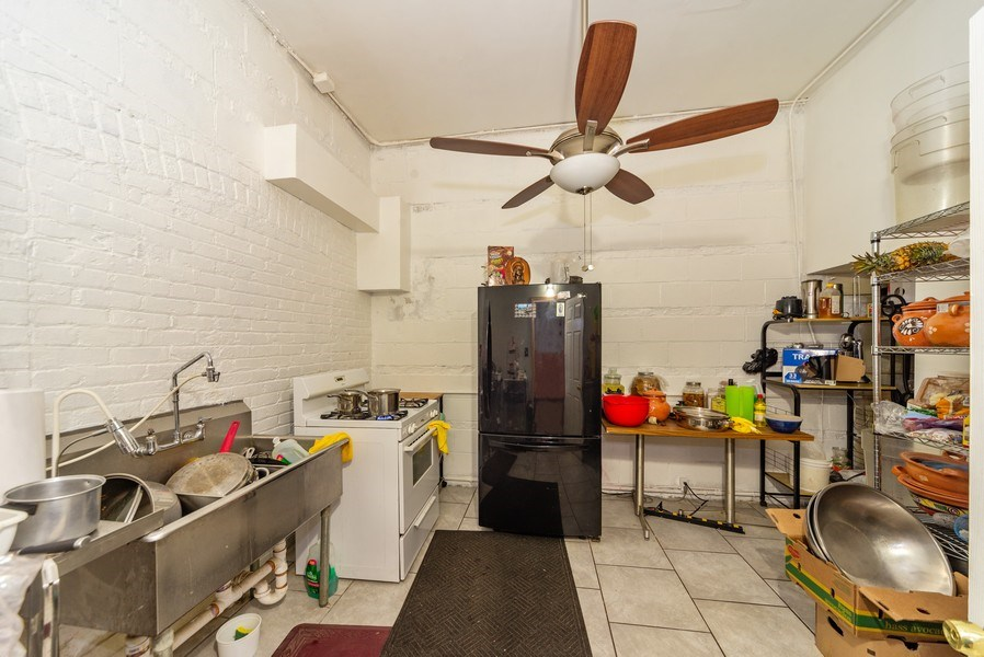 Real Estate Photography - 5949 W Fullerton, Chicago, IL, 60639 - Kitchen