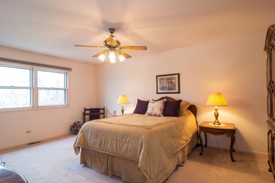 Real Estate Photography - 1913 N Brighton Pl, Arlington Heights, IL, 60004 - Master Bedroom