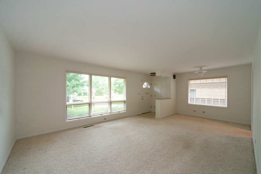 Real Estate Photography - 417 N Rose, Park Ridge, IL, 60068 - Living Room