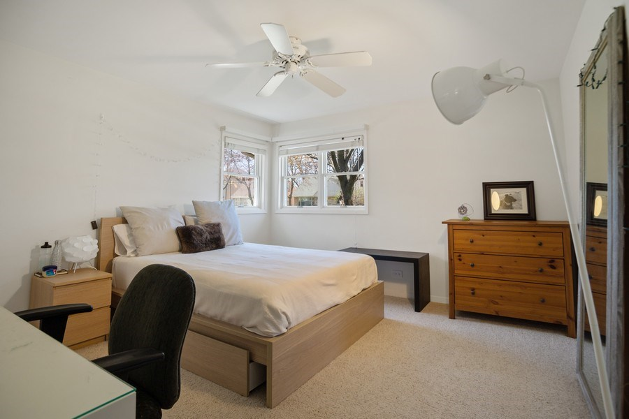 Real Estate Photography - 417 N Rose, Park Ridge, IL, 60068 - Master Bedroom