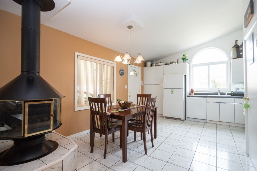 Real Estate Photography - 1914 Nimitz Drive, Des Plaines, IL, 60018 - Dining Room