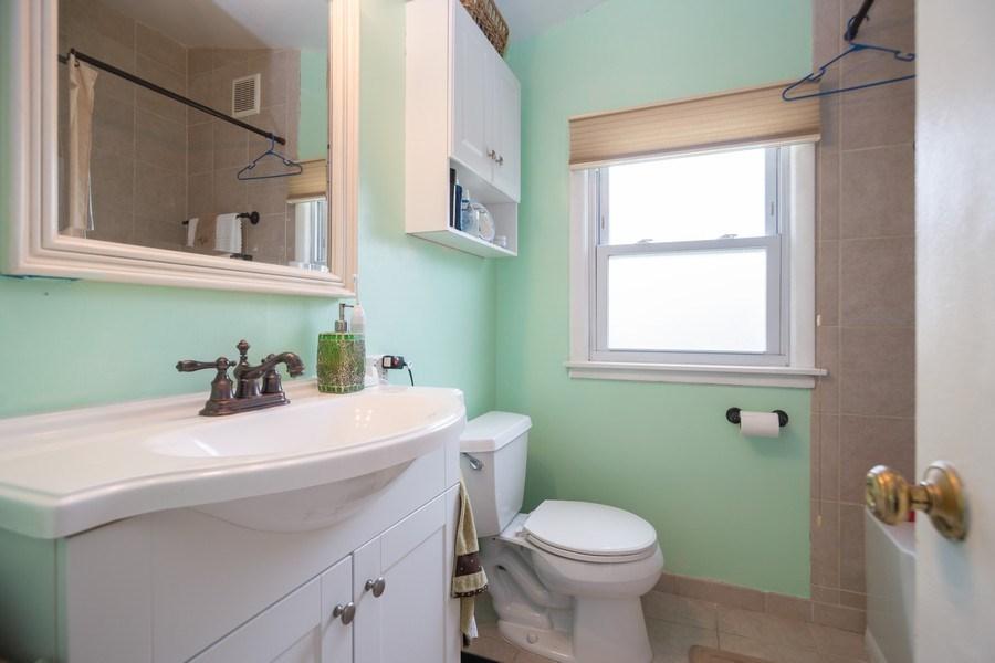 Real Estate Photography - 1914 Nimitz Drive, Des Plaines, IL, 60018 - Bathroom
