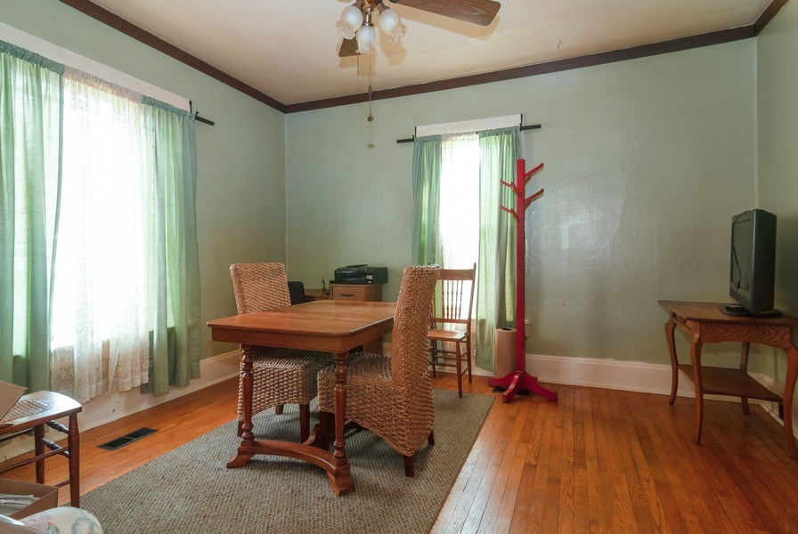 Real Estate Photography - 315 S Harrison St, Batavia, IL, 60510 - Dining Room
