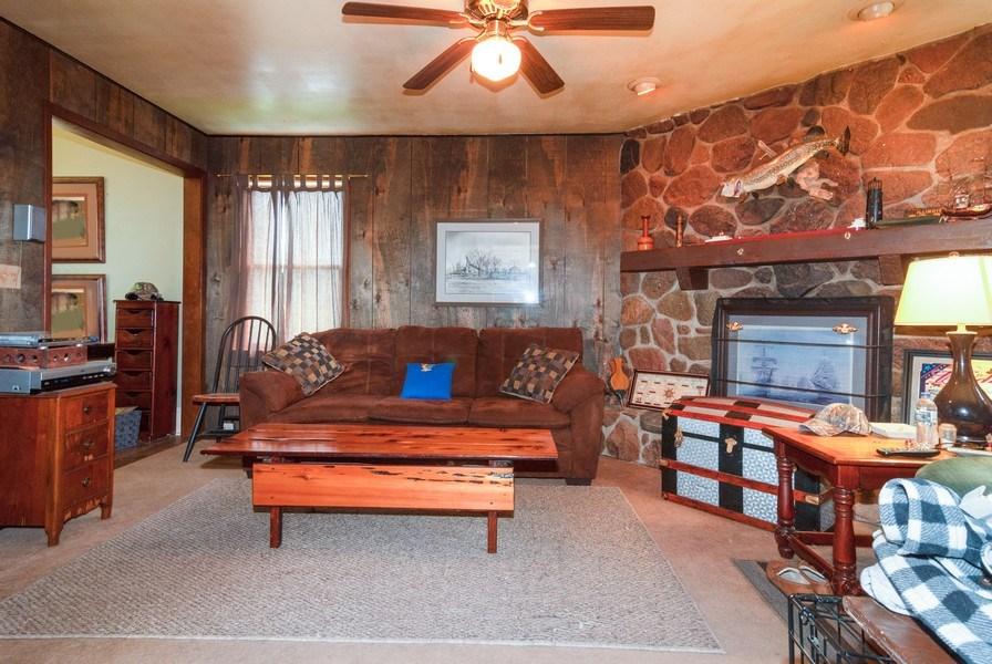 Real Estate Photography - 315 S Harrison St, Batavia, IL, 60510 - Family Room