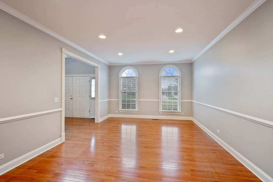 Real Estate Photography - 35 Olympic Drive, South Barrington, IL, 60010 - Living Room