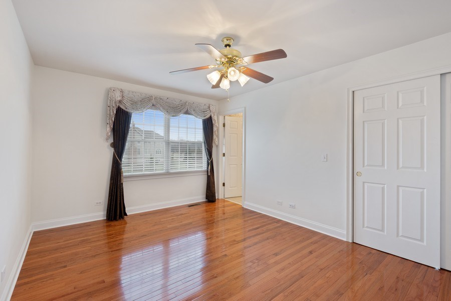 Real Estate Photography - 35 Olympic Drive, South Barrington, IL, 60010 - 2nd Bedroom