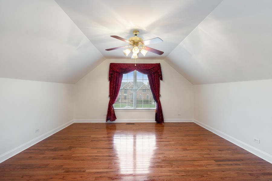 Real Estate Photography - 35 Olympic Drive, South Barrington, IL, 60010 - Bonus Room