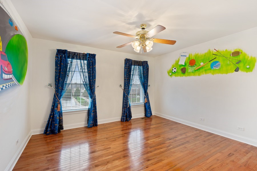 Real Estate Photography - 35 Olympic Drive, South Barrington, IL, 60010 - 4th Bedroom