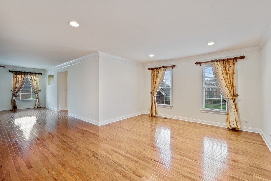 Real Estate Photography - 35 Olympic Drive, South Barrington, IL, 60010 - Sitting Room