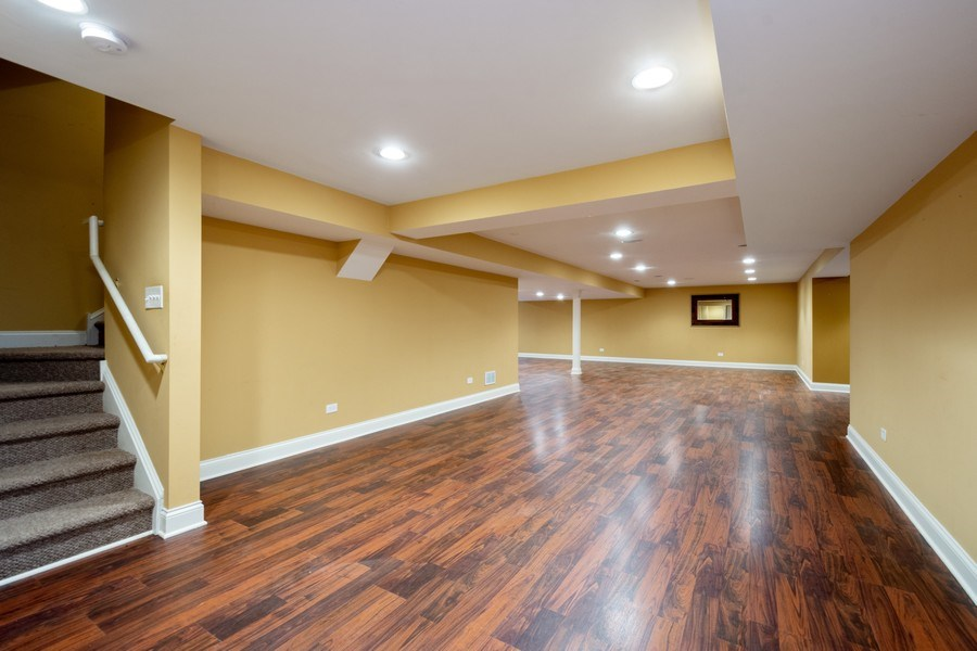 Real Estate Photography - 35 Olympic Drive, South Barrington, IL, 60010 - Basement