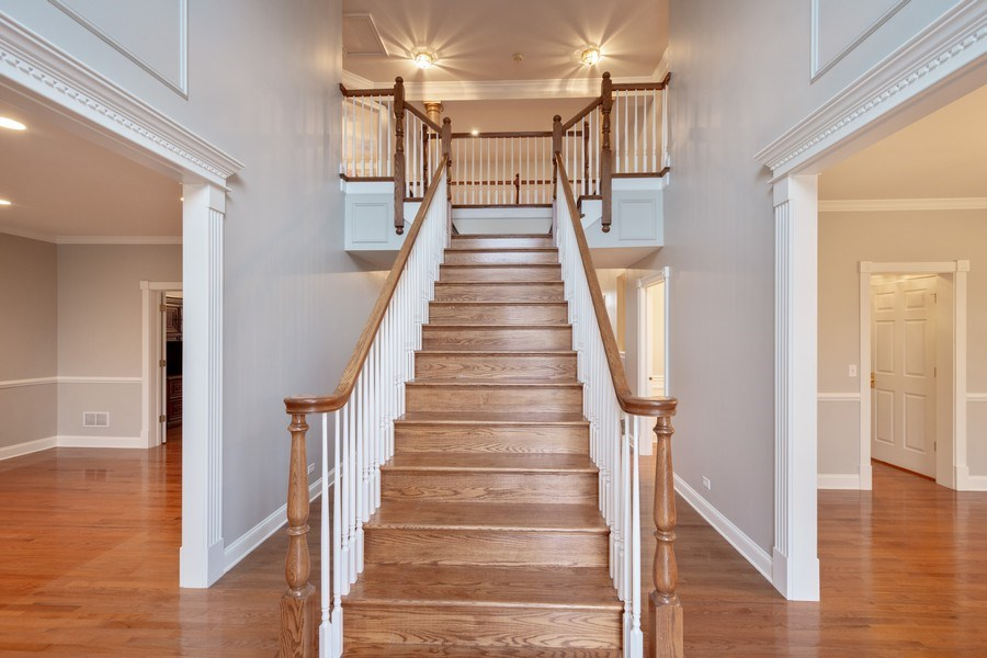 Real Estate Photography - 35 Olympic Drive, South Barrington, IL, 60010 - Foyer