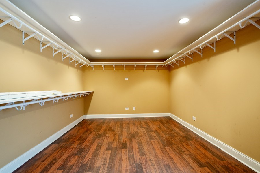 Real Estate Photography - 35 Olympic Drive, South Barrington, IL, 60010 - Closet