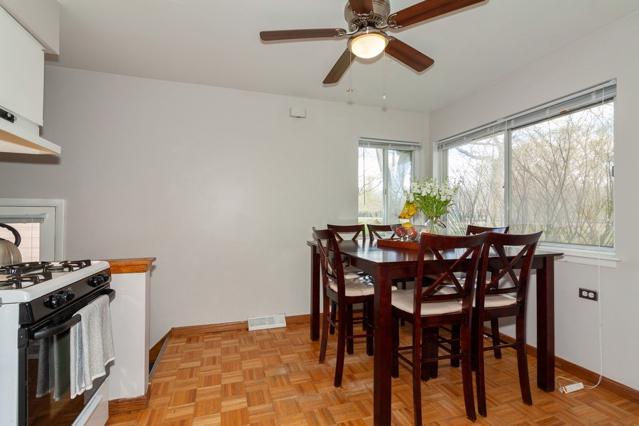 Real Estate Photography - 736 w hinsdale ave, Hinsdale, IL, 60521 - Kitchen / Dining Room