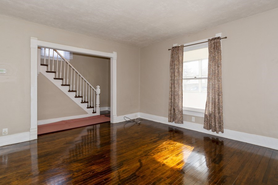 Real Estate Photography - 107 South Finch Street, Horicon, WI, 53032 - Foyer/Living Room