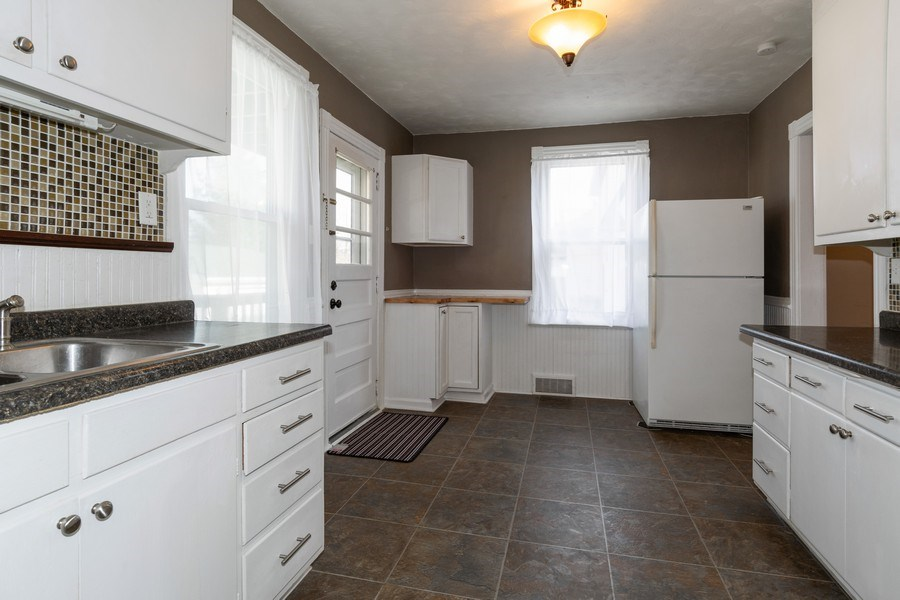Real Estate Photography - 107 South Finch Street, Horicon, WI, 53032 - Kitchen