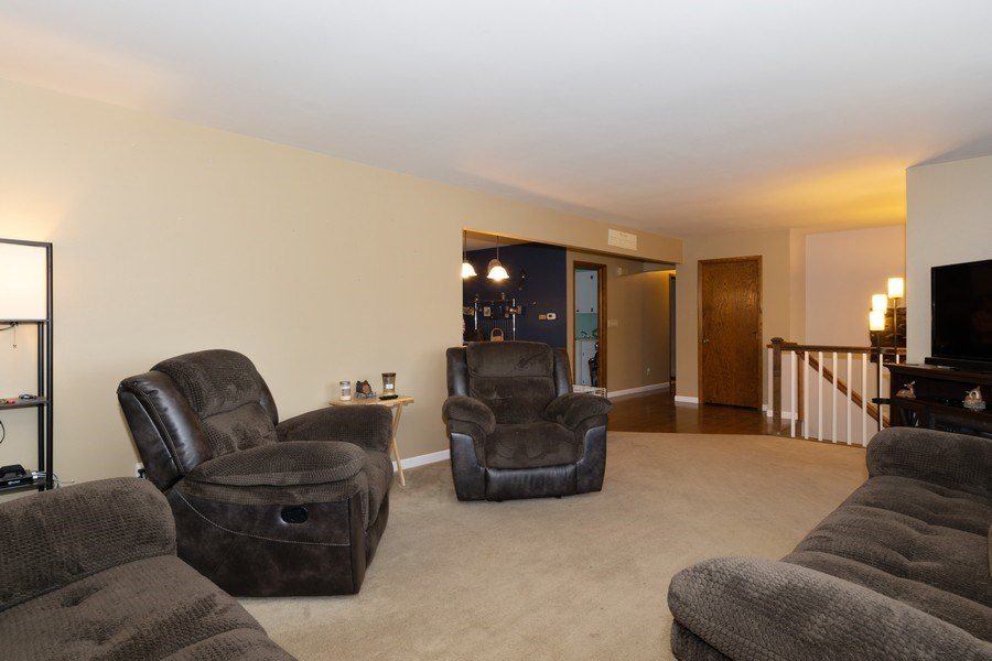 Real Estate Photography - 414 Blue Wing Circle, Horicon, WI, 53032 - Living Room