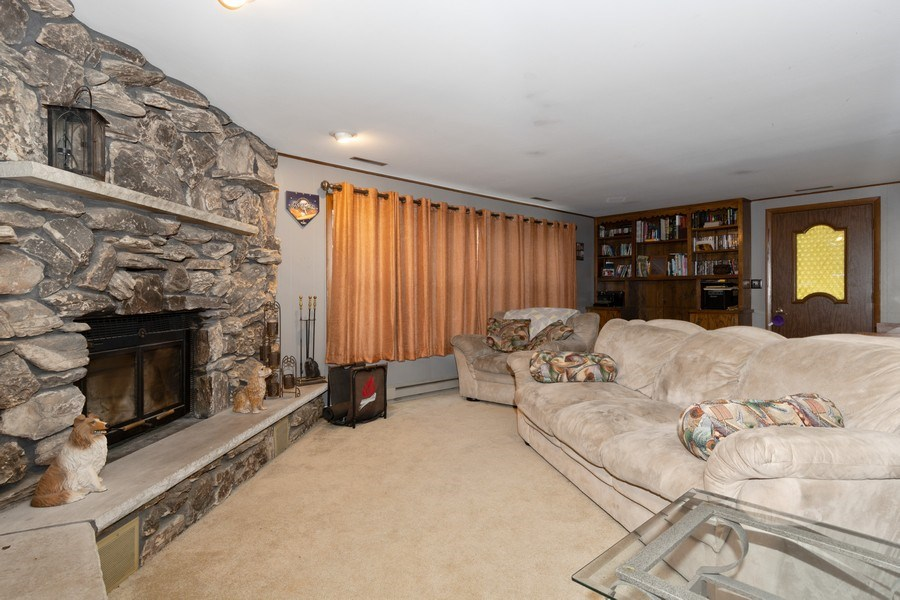 Real Estate Photography - 414 Blue Wing Circle, Horicon, WI, 53032 - Family Room