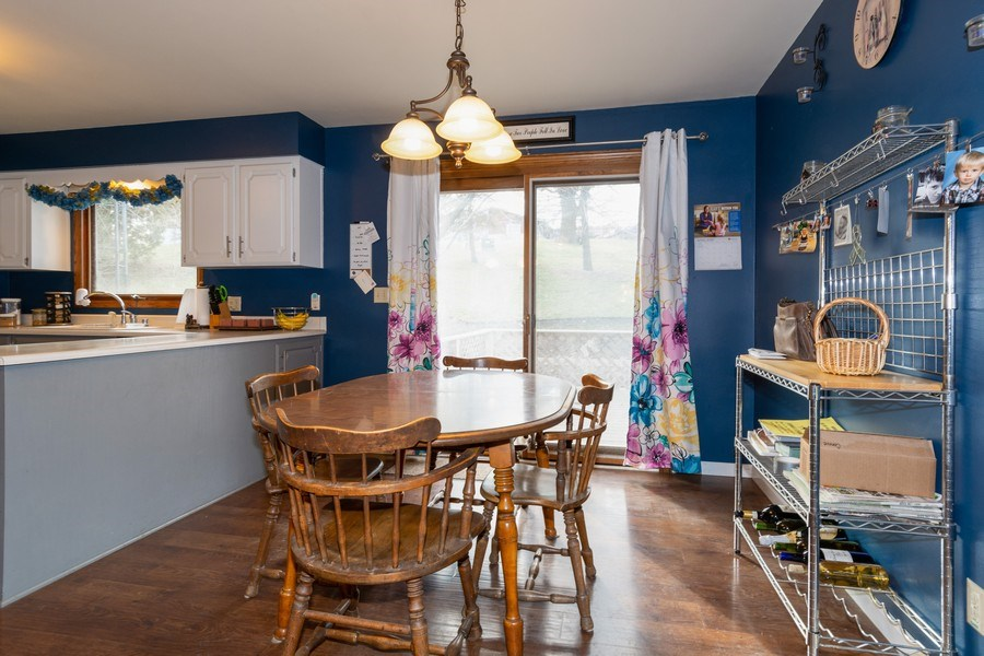 Real Estate Photography - 414 Blue Wing Circle, Horicon, WI, 53032 - Dining Area