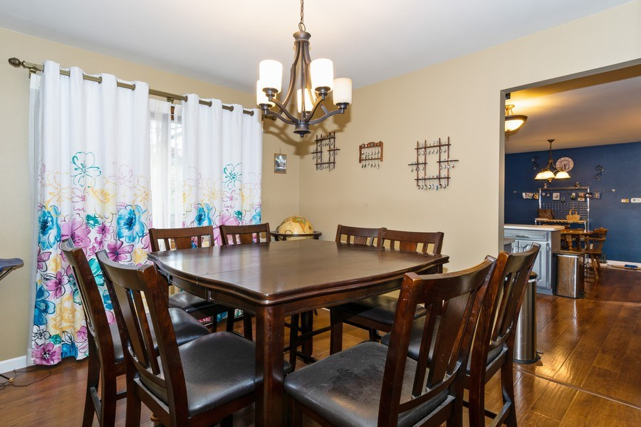 Real Estate Photography - 414 Blue Wing Circle, Horicon, WI, 53032 - Dining Room